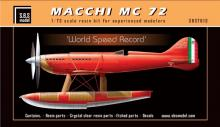 Macchi MC 72 'World Speed Record' készlet - 1.