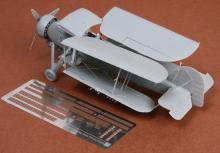 Fairey Swordfish rigging wire set for Airfix kit - 1.